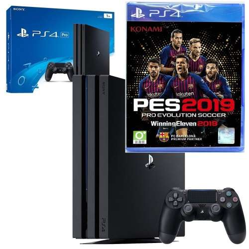 PLAY STATION SONY PS4 PRO  1TB